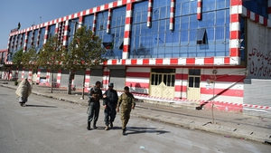 The Taliban denied responsibility and condemned the blast at a west Kabul wedding hall