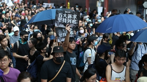 Hong Kong saw months of seething and often violent protests seeking greater democracy and police accountability last year