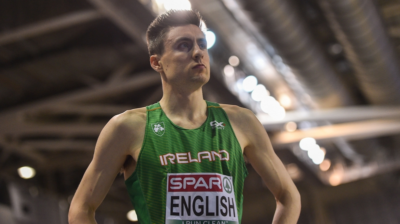 English storms to 800m gold at Diamond League