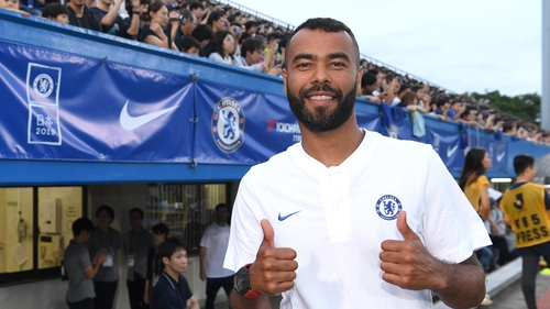 Ashley Cole retires from football aged 38