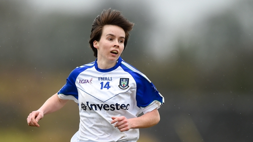 Cora Courtney was superb for Monaghan