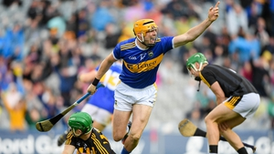 Seamus Callanan celebrates his goal