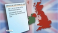 Six One News (Web): Hard border likely in event of no deal, leaked UK papers say