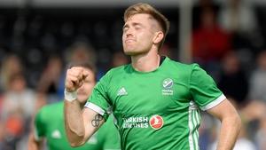 O'Donoghue scored the crucial late equaliser