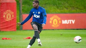 Paul Pogba has been the subject of intense speculation over the summer