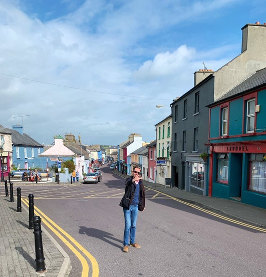 Live from Schull! News Round-Up of the Day.