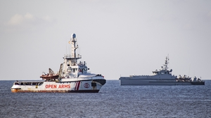 Open Arms said that disembarking in Mallorca would add another three days to what has been a trying situation