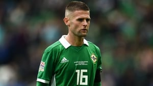 "Oliver Norwood: ""After proudly representing Northern Ireland on 57 occasions, I feel now is the right time to announce my retirement from international football."""