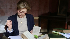 Join Olivia O'Leary in Kilkenny for the Poetry Programme Christmas special