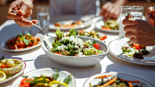 The major health study also showed just how challenging calorie restriction can be.