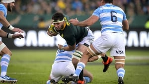 Marcell Coetzee will miss the World cup