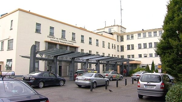 In the 24-hour period up to 8am this morning, 238 patients attended the Emergency Department at University Hospital Limerick