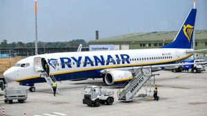Ryanair said that between midnight tonight and March 24, it will be cutting its schedules by over 80%