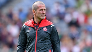 Stephen O'Neill will not return in his role as Tyrone forwards coach