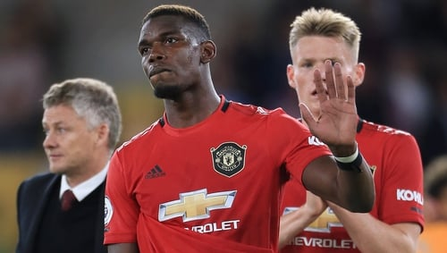 Paul Pogba was the victim of racial abuse on Twitter