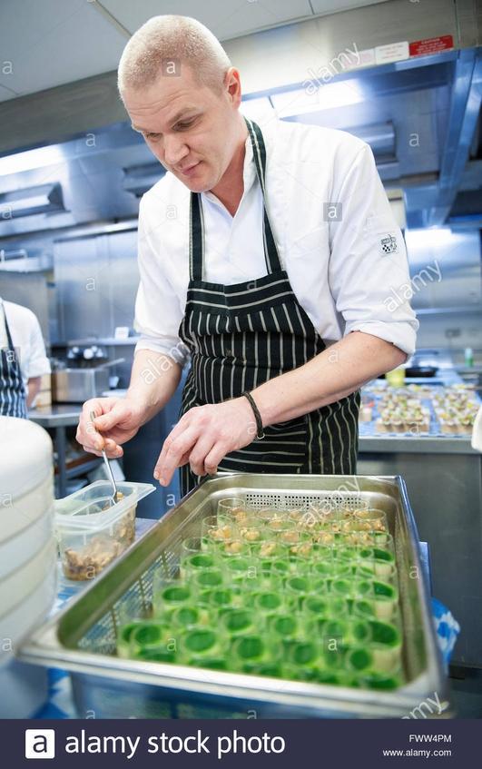 Martijn Kajuiter - Michelin-Starred Chef