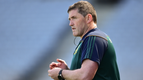 Fitzgerald had been in charge of Meath for the past two seasons