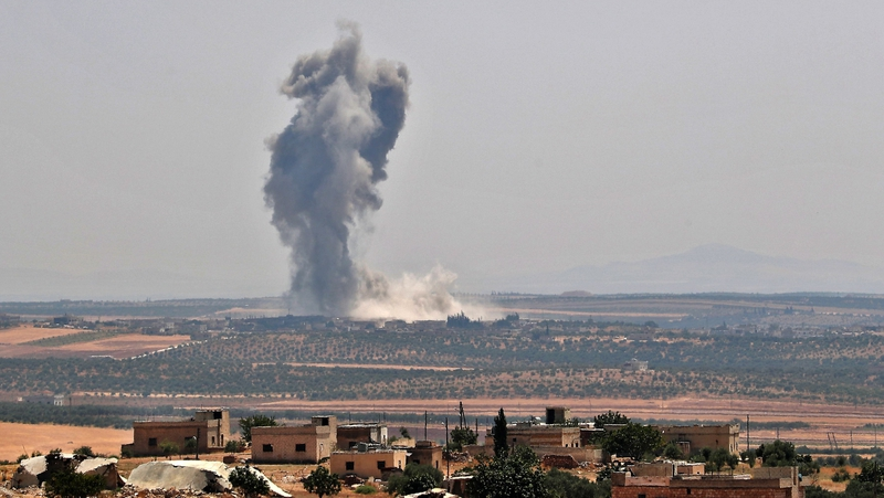 Syrian army set to take key town after rebel withdrawal