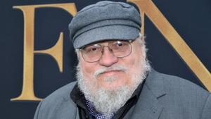 Game of Thrones creator George RR Martin to be honoured at the Irish Book Awards