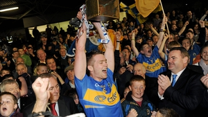 A young Pádraic Maher lifts the cup in 2010