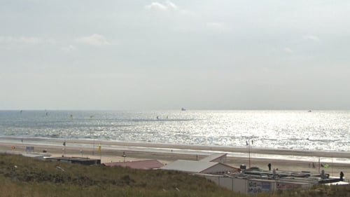 The party will take place on Wijk aan Zee beach near Amsterdam - Google Maps