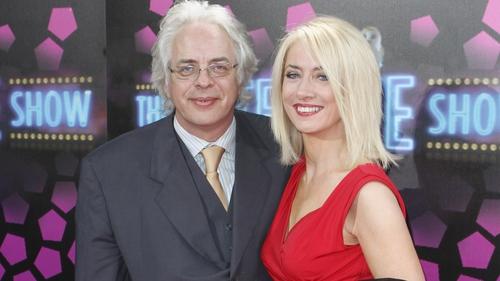 Frank McNamara and Theresa Lowe