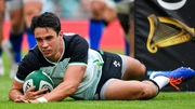 Joey Carbery is battling to prove his fitness for the World Cup