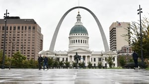 The St Louis, Missouri metropolitan area is home to almost three million people