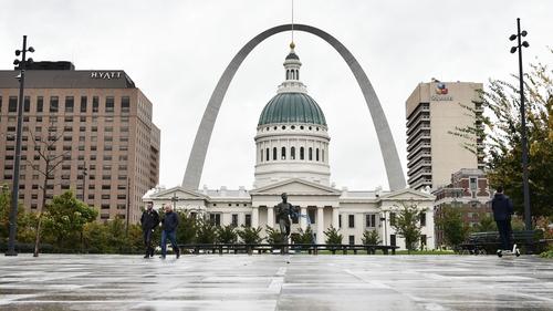 The St Louis, Missouri metropolitan area is home to almost three million people