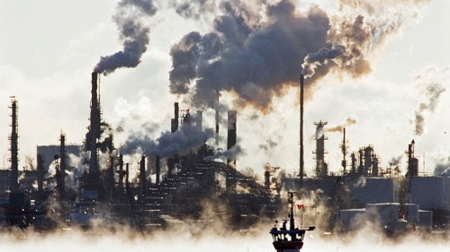 Report contradicts the assumption that impoverished, warm countries will suffer the most on a warming planet