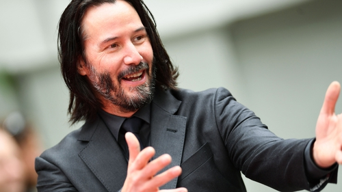 Keanu Reeves - Franchise success continues