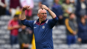 Brian Hanley led Galway minors to their latest All-Ireland hurling title to complete three in a row at that level