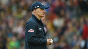 Mícheál Donoghue was thought to be a frontrunner to succeed Shane O'Neill as Galway hurling manager