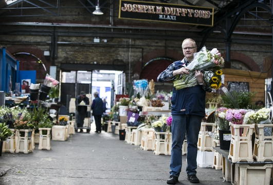 End of an era - Dublin Fruit and Veg Market