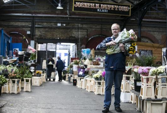 End of an era - Dublin Fruit and Veg Market