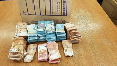 €400,000 has been recovered as part of the investigation