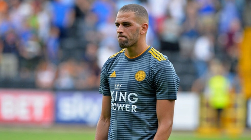 Islam Slimani has scored just 13 times in 46 appearances for Leicester City since joining for a club record £29m three years ago