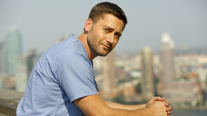 Ryan Eggold plays the chief of staff on New Amsterdam
