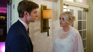 Sinead and Daniel's world will fall apart on their wedding day