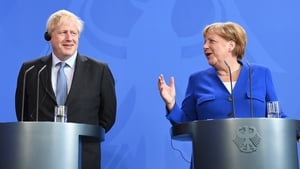 Boris Johnson has insisted the backstop must be scrapped