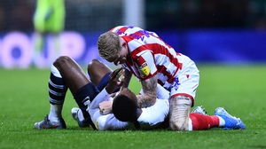 It's fair to say James McClean and Darnell Fisher won't be exchanging Christmas cards as they clashed several times at Deepdale