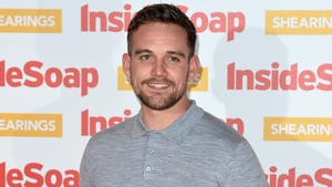 James Burrows plays Ali Neeson on Corrie