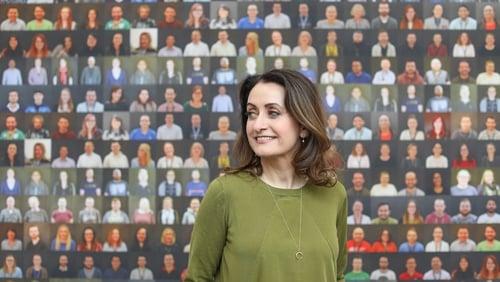 Hazel Mitchell, site lead for eBay Ireland