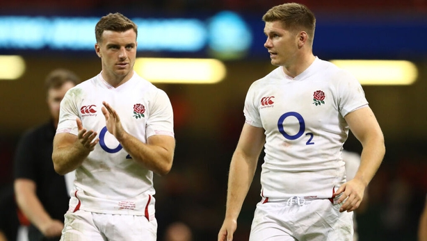 Byrne starts at 10 as big guns return to face England