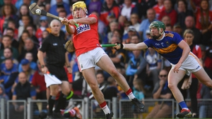 Action from the 2019 Munster Under-20 hurling final
