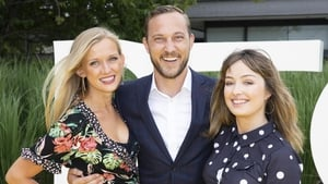 First Dates' Alice Marr, Mateo Saina and Libby Russell