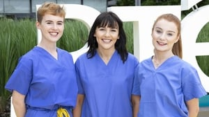 The Rotunda's Jenny Power, Ellie McGrath and Kayla Lafferty