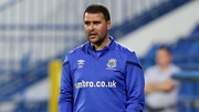 David Healy's side achieved a famous win over Qarabag
