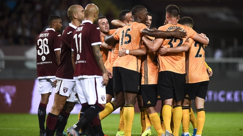 Wolves won 3-2 in the Stadio Olimpico Grande Torino on Thursday night