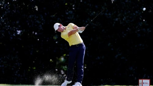 Rory McIlroy turned a five-shot deficit into one following the opening round at East Lake